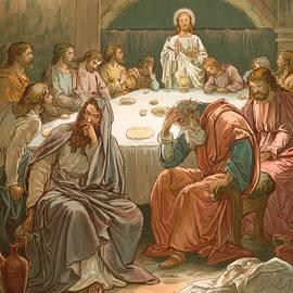 The Last Supper - John Lawson
