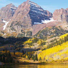 Alex Cassels - The Maroon Bells