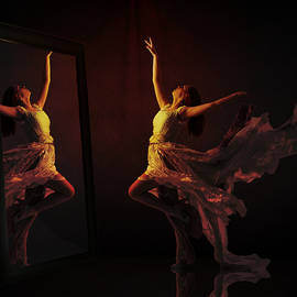 Davandra Cribbie - The Mirror