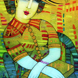 Albena Vatcheva - The Reader
