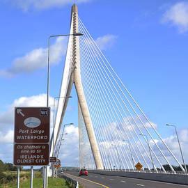 The Thomas Francis Meagher bridge