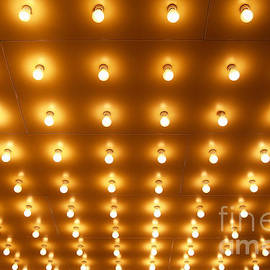 Theater Lights in Rows - Paul Velgos