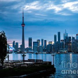 Olga Photography - Toronto Skyline