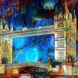 Jola Mroszczyk - Tower Bridge