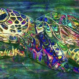 Jack Zulli - Tropical Sea Turtle 2