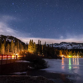 Cat Connor - Twin Lakes at Night
