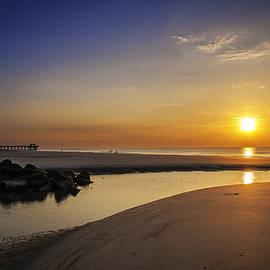 Jamie Anderson - Tybee Island Sunrise