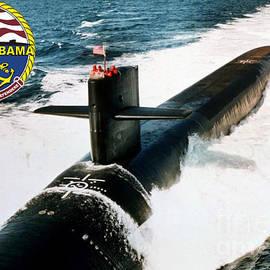 USS ALABAMA - Baltzgar