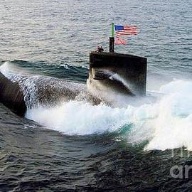 USS ALBUQUERQUE - Baltzgar