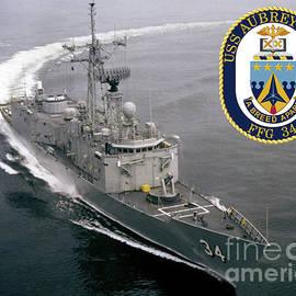 USS AUBREY FITCH - Baltzgar