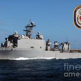 USS CARTER HALL - Baltzgar