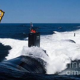 USS CHEYENNE - Baltzgar