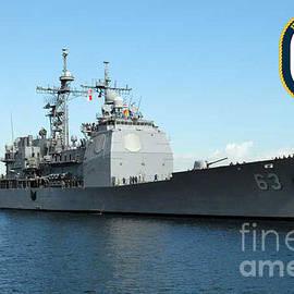 USS COWPENS - Baltzgar