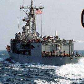 USS CURTS - Baltzgar