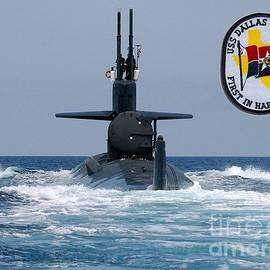 USS DALLAS - Baltzgar