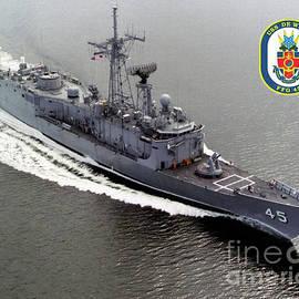 USS DeWERT - Baltzgar