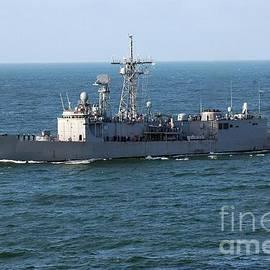USS ELROD - Baltzgar