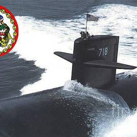 USS HONOLULU - Baltzgar
