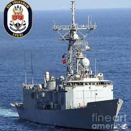 USS INGRAHAM - Baltzgar
