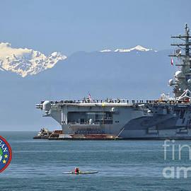 USS RONALD REAGAN - Baltzgar