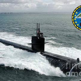 USS SALT LAKE CITY - Baltzgar