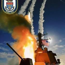 USS STERETT - Baltzgar