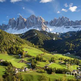 Brian Jannsen - Val di Funes - Dolomites