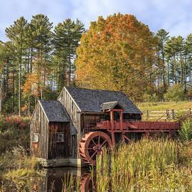 Vermont Grist Mill - Edward Fielding