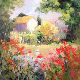 Mary Scott - Village Flowers