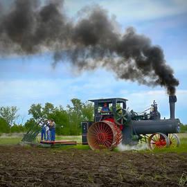 F Leblanc - Vintage Steam Farming