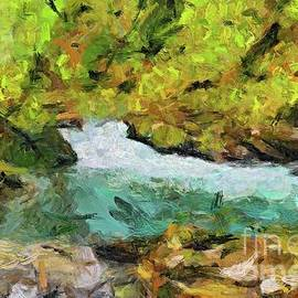Dragica Micki Fortuna - Vintgar Gorge