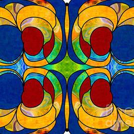 Omaste Witkowski - Watery Worlds Abstract Design Artwork by Omaste Witkowski