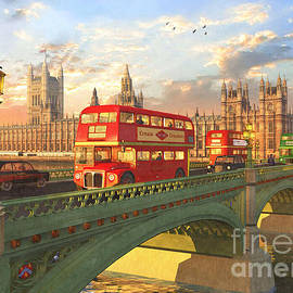 Westminster Bridge - Dominic Davison