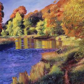 David Lloyd Glover - Whispering River