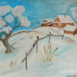 Anna Folkartanna Maciejewska-Dyba  - Winter