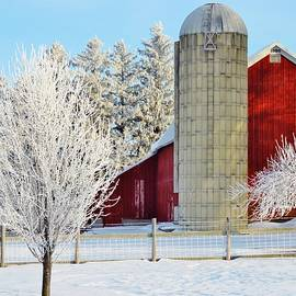 Lori Frisch - Winter on the Farm