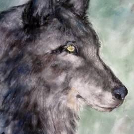 Jane Baribeau - Wolf