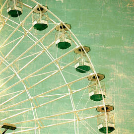 Marianne Campolongo - Wonder Wheel and Plane Series 3 Green