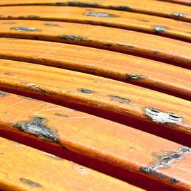 Wood panels - Tom Gowanlock