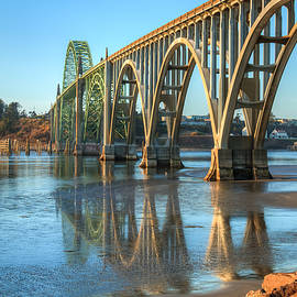 Kristina Rinell - Yaquina Bay Bridge
