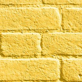 Yellow brick wall - Tom Gowanlock