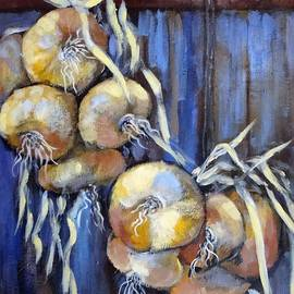 Cathy MONNIER - Yellow Onions