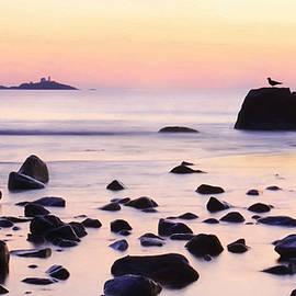 Lori Deiter - York Harbor at Dawn