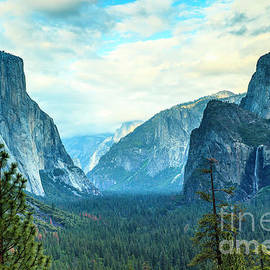 Ben Graham - Yosemite Valley