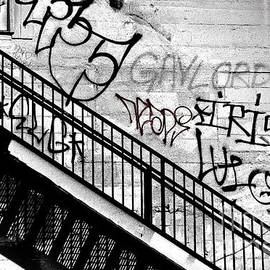 Graffiti and Staircases