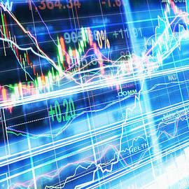 stock market concept - Setsiri Silapasuwanchai