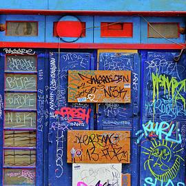 Richard Rosenshein - Street Art In Paris, France