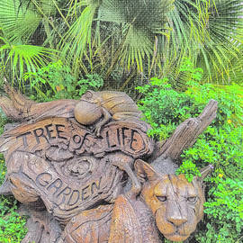 Pamela Williams - 10769 Tree of Life Garden