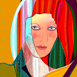 Irmgard Schoendorf Welch - 1078 - Blushing Lady