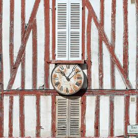 Jean-Pierre Ducondi - 10h10 Rue Boffrand